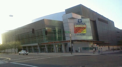 Photo of Music Venue Comerica Theatre at 400 W Washington St, Phoenix, AZ 85003, United States