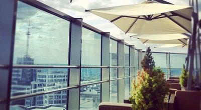 Photo of Lounge Sky Lounge at Kharkiv Palace Premier Hotel, Харків 61058, Ukraine