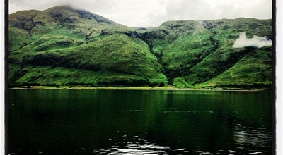 Photo of Lake Loch Linnhe at United Kingdom