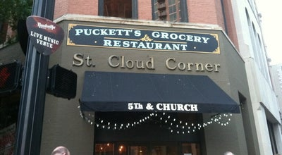 Photo of American Restaurant Puckett's Grocery and Restaurant at 500 Church Street, Nashville, TN 37219, United States
