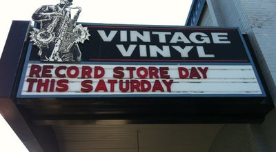 Photo of Other Venue Vintage Vinyl at 6610 Delmar Blvd, Saint Louis, MO 63130