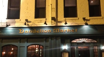 Photo of American Restaurant Dandelion Market at 118 W 5th St, Charlotte, NC 28202, United States