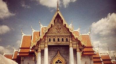 Photo of Buddhist Temple วัดเบญจมบพิตรดุสิตวนาราม (The Marble Temple) at 69 Rama V Rd., Dusit 10300, Thailand