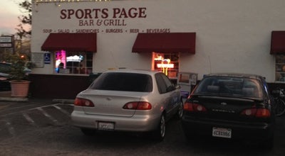 Photo of Restaurant Sports Page at 1431 Plymouth St, Mountain View, CA 94043, United States