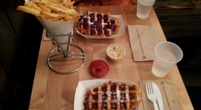 Photo of American Restaurant Saus at 33 Union St, Boston, MA 02108, United States