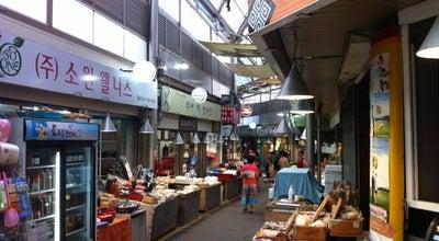 Photo of Market 통인시장 at 종로구 자하문로15길 18, 서울특별시 03036, South Korea
