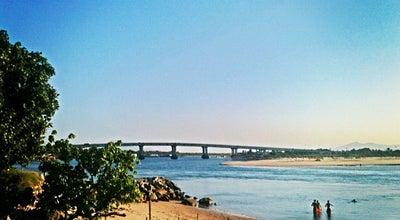 Photo of Beach Praia da Barra do Ceará at Av. Costa Oeste, Fortaleza, Brazil