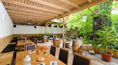 Photo of German Restaurant Gastgarten zur Eiche at Innstrasse 85, Innsbruck 6020, Austria