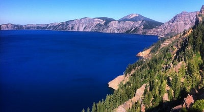 Photo of National Park Crater Lake National Park at Rim Dr., Crater Lake, OR 97604, United States
