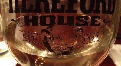 Photo of American Restaurant Hereford House at 19721 E Jackson Dr, Independence, MO 64057, United States
