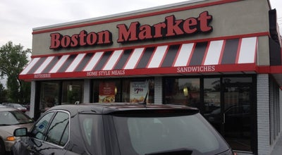 Photo of Other Venue Boston Market Corporation at 321 Broad Ave, Ridgefield, NJ 07657