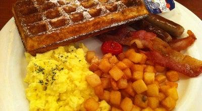 Photo of Restaurant Green Waffle Diner at 嘉咸街35-39號嘉豪大廈地舖, Hong Kong, Hong Kong
