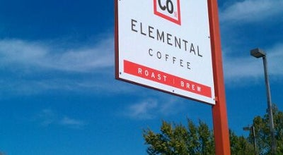 Photo of Coffee Shop Elemental Coffee Roasters at 815 N Hudson Ave, Oklahoma City, OK 73102, United States