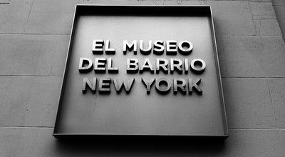 Photo of Art Museum El Museo del Barrio at 1230 5th Ave, New York, NY 10029, United States