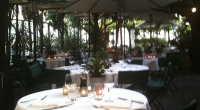 Photo of Italian Restaurant La Villa at 113, Rue Jean Mermoz, Marseille 13008, France