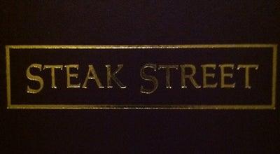 Photo of American Restaurant Steak Street at 3915 Sedgebrook St, High Point, NC 27265, United States