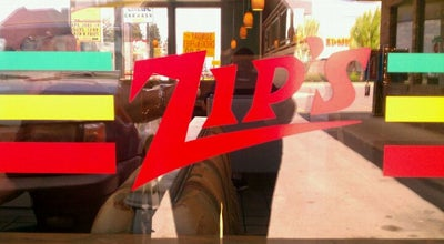 Photo of Fast Food Restaurant Zip's Drive-In at 3675 N Government Way, Coeur d'Alene, ID 83815, United States