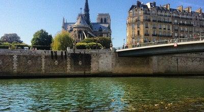 Photo of River La Seine at La Seine, Paris 75000, France