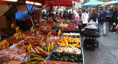 Photo of Farmers Market Wochenmarkt am Maybachufer at Maybachufer, Berlin 10967, Germany