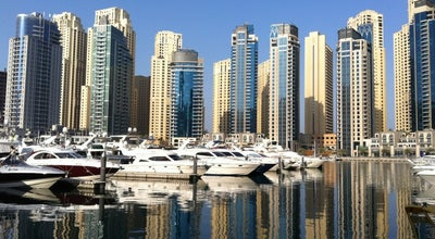 Photo of Seafood Restaurant Dubai Marina Yacht Club at Dubai Marina Yacht Club Al Hubob St, Dubai, United Arab Emirates