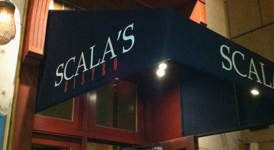 Photo of Italian Restaurant Scala's Bistro at 432 Powell St, San Francisco, CA 94108, United States