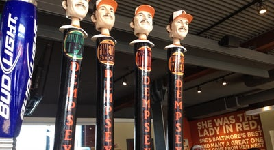 Photo of American Restaurant Rick Dempsey's Brew Pub & Restaurant at Oriole Park At Camden Yards, Baltimore, MD 21201, United States