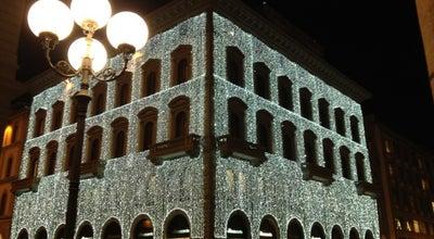 Photo of Department Store La Rinascente at Piazza Della Repubblica, Florence 50123, Italy