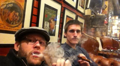 Photo of Smoke Shop Blue Havana at 3240 N Clark St, Chicago, IL 60657, United States