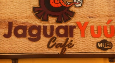 Photo of Mexican Restaurant Jaguar Yuu Cafe at Calle Murguia 202, Oaxaca 68000, Mexico