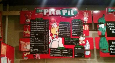 Photo of Greek Restaurant The Pita Pit at 107 Marshall St, Syracuse, NY 13210, United States