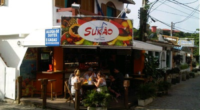 Photo of Brazilian Restaurant Sukao Bar at Praca Eugenio Honold, Armacao dos Buzios, Brazil