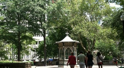 Photo of Monument / Landmark Rittenhouse Square at 18th And Walnut Streets, Philadelphia, PA 19103, United States