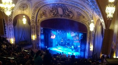 Photo of Performing Arts Venue Orpheum Theater at 409 S 16th St, Omaha, NE 68102, United States