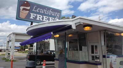 Photo of Fast Food Restaurant Lewisburg Freez at 244 N Derr Dr, Lewisburg, PA 17837, United States