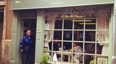 Photo of Tea Room White Rabbit Teahouse at 12 Hounds Gate, Nottingham NG1 7AB, United Kingdom