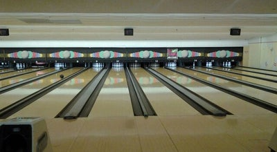 Photo of Bowling Alley Garden Palace Lanes at 42 Lakeview Ave, Clifton, NJ 07011, United States