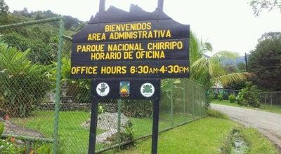 Photo of Trail Parque Nacional Chirripó Oficina Adm at Costa Rica