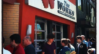 Photo of American Restaurant The Works at 92 King Street South, Waterloo N2J 1P5, Canada