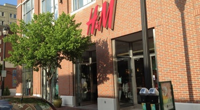 Photo of Clothing Store H&M at 231 18th St Nw, Atlanta, GA 30363, United States