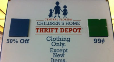 Photo of Other Venue Thrift Depot at 821 S Us Highway 17 92 # 101, Longwood, FL 32750
