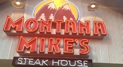 Photo of American Restaurant Montana MIke's Steakhouse at 6370 S Scatterfield Rd, Anderson, IN 46013, United States