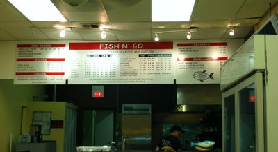 Photo of Seafood Restaurant Fish N' Go at 4749 N Pulaski Rd, Chicago, IL 60630, United States