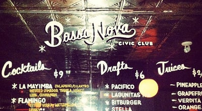 Photo of Other Venue Bossa Nova Civic Club at 1271 Myrtle Ave, Brooklyn, NY 11221