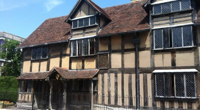 Photo of Monument / Landmark Shakespeare's Birthplace at Henley Street, Stratford-upon-Avon CV37 6QW, United Kingdom