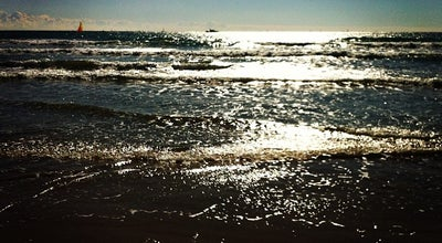 Photo of Beach Platja de Ribes Roges at Vilanova i la Geltrú 08800, Spain