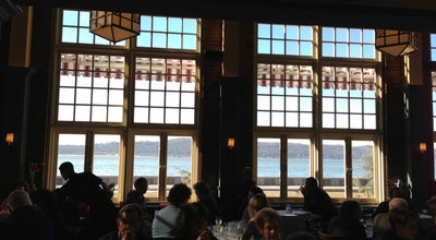 Photo of French Restaurant Red Hat on the River at One Bridge Street, Irvington, NY 10533, United States