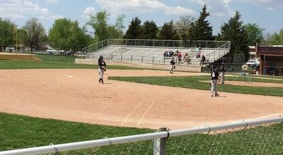 Photo of Baseball Field Vanderberg Park at 3400 Lovers Ln, Kalamazoo, MI 49001, United States