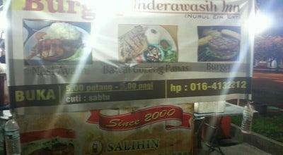 Photo of Burger Joint Burger Inderawasih at Malaysia