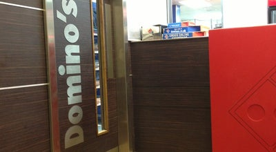 Photo of Pizza Place Domino's Pizza at To 8 West India 2 West India Dock Road, London E14 8JA, United Kingdom