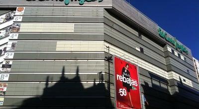 Photo of Department Store El Corte Inglés at Colón, 27, Valencia 46004, Spain